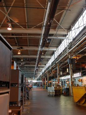 Warehouse & Manufacturing Infrared Heaters