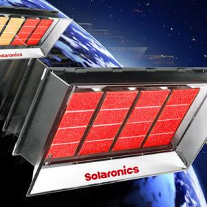 High Intensity Infrared Ceramic Heaters