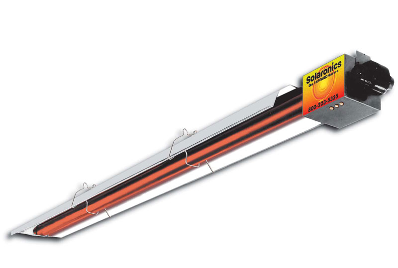 Gas Radiant Tube Heaters Infrared Radiant Heater